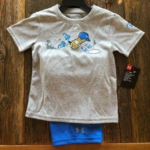 NWT Under Armour Outfit